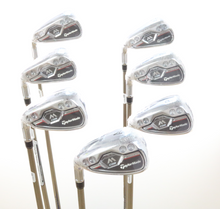 TaylorMade M CGB Iron Set 5-P,A Graphite Recoil ES F3 Regular Flex LH 58691A