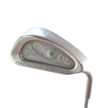 Ping EYE 2 Plus Individual 4 Iron Green Dot Steel Stiff Flex Right-Handed 58736D
