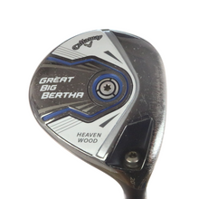 Callaway Great Big Bertha Heavenwood 20 Degrees Kuro Kage Senior Flex 58709A