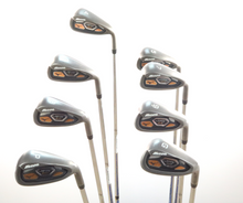 Mizuno JPX-EZ Iron Set 4-P,G Steel Dynalite Gold XP S300 Stiff Flex 58725A