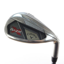 Callaway RAZR X Lob Wedge Fujikura Graphite Stiff Flex 90g Right-Handed 58740D