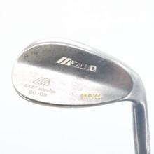 Mizuno MP Series Raw Black OX Wedge 60 Deg 60.09 Dynamic Gold 58956D