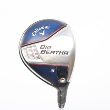Callaway Big Bertha 5 Wood 18 Degrees Fubuki Regular Right-Handed 59077A
