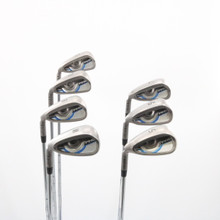 Ping GMax K1 Iron Set 5-W,U Black Dot CFS Steel Regular Flex Left-Handed 59089A