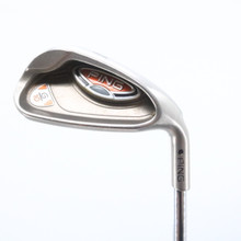Ping G10 W Pitching Wedge Black Dot AWT Steel Stiff Flex Right-Handed 59212D