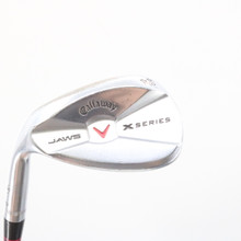 Callaway X Series Jaws MD Chrome Wedge 56 Deg 56.16 Steel Left-Handed 59371D