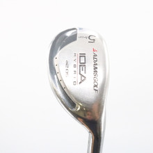 Adams IDEA a2OS 5 Hybrid-Iron Aldila Senior Flex Right-Handed 59104G