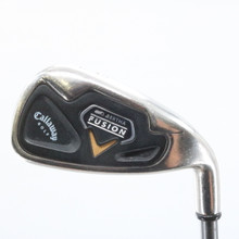 Callaway Big Bertha Fusion Individual 6 Iron RCH Graphite Regular Flex 59399D