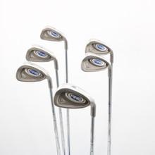 Ping i5 Iron Set 5-W Black Dot Steel Z-Z65 Shaft Stiff Flex Right-Handed 59502A