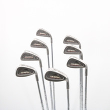 Tommy Armour 845S Iron Set 3-P Steel Shaft Stiff Flex Right-Handed 59503A