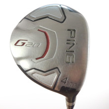 PING G20 4 Fairway Wood 16.5 Degrees TFC 169F Stiff Flex Right-Handed 46234A