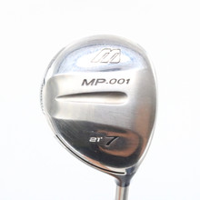 Mizuno MP-001 7 Wood 21 Deg Graphite Shaft Regular Flex Right-Handed 59517A