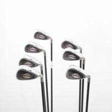 Callaway Golf Big Bertha 4-10 Iron Set Graphite RCH 75i Regular Flex 59328A