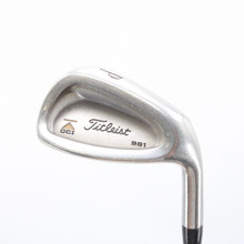 Titleist DCI 981 P Pitching Wedge True Temper Steel Shaft Regular Flex 59114G