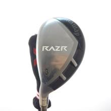 Callaway RAZR X 3 Hybrid 21 Degree Graphite Regular Flex Left-Handed 59540A