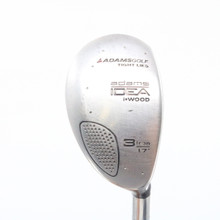 Adams Idea i-Wood 3 Hybrid 17 Degrees Graphite Shaft Senior Flex 59124G