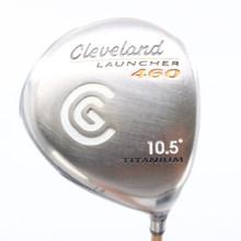Cleveland Launcher 460 Driver 10.5 Degrees Gold Shaft Regular Flex 59131G