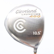 Cleveland Launcher 460 Driver 10.5 Degrees Gold Shaft Regular Flex 59131G