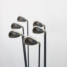 Callaway Hawk Eye 5-P Iron Set Graphite Firm Stiff Flex Right-Handed 59620G