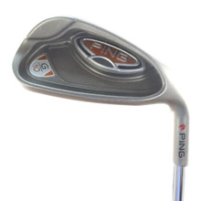 Ping G10 PW Pitching Wedge Red Dot AWT Steel Regular Flex Right-Handed 57362D