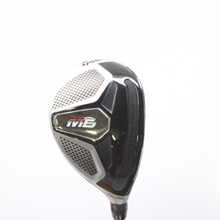 2019 TaylorMade M6 Rescue 5 Hybrid 25 Degrees Graphite Tuned Ladies Flex 59558A