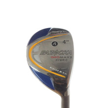 Tour Edge Bazooka GeoMax2 4 Hybrid 22 Degrees Graphite A Senior Flex 58720A