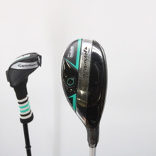 2019 TaylorMade GAPR Hi Rescue 4 Hybrid 22 Degrees Rogue Stiff Headcover 59633G