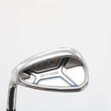 Adams IDEA a7OS P Pitching Wedge Grafalloy Graphite Senior Left-Handed 59445D