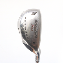 Tour Edge Bazooka Jmax Iron-Wood 5 Hybrid 27 Deg Graphite Regular Flex 59596A