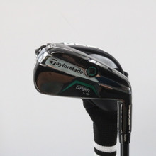 2019 TaylorMade GAPR Lo Rescue 3 Hybrid 18 Degree KBS 80 Stiff Headcover 59470D