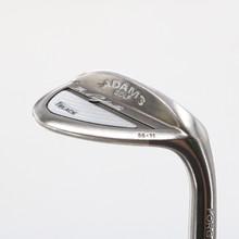 Adams Puglielli Black Forged Wedge 56 Deg 56.11 Dynamic Gold X100 X-Stiff 59480D