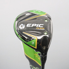 2019 Callaway EPIC Flash 3 Wood 15 Deg Tensei Graphite Stiff Flex 59690G