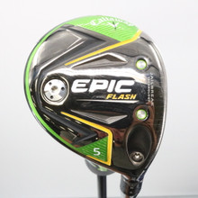 2019 Callaway EPIC Flash 5 Wood 18 Deg Even Flow Graphite Ladies Flex 59712G