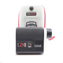 Bushnell Tour Z6 Jolt Laser Golf Rangefinder w/ Carry Case & Battery RNG-6D