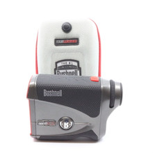 Bushnell Pro X2 Laser Golf Rangefinder w/ Carry Case & Battery RNG-7D