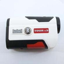 Bushnell Tour V3 Laser Golf Rangefinder w/ Carry Case,Cover, and Battery RNG-18D