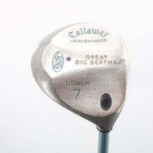 Callaway Great Big Bertha S2H2 7 Wood Gems Women's Ladies Flex 59729G