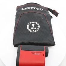 Leupold PinCaddie 2 Laser Golf Rangefinder w/ Carry Case & Battery RNG-27D