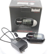 Bushnell neo+ GPS Golf Rangefinder w/ Charging Cable, & Battery RNG-30D
