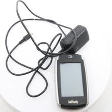 Golf Buddy World Platinum GPS Rangefinder w/ Manual and Battery RNG-38D