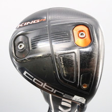 Cobra King F6 Driver 9-12 Deg Matrix Ozik Graphite Stiff Flex Headcover 60062G
