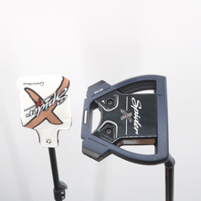 2019 TaylorMade Spider X Navy Putter 35 Inches Headcover Right-Handed 60134A
