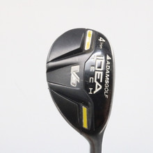 Adams Idea Tech V3 4 Iron Hybrid Graphite Shaft Senior Flex Right-Handed 60075G