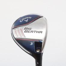 Callaway Big Bertha 3 Wood 15 Degrees Fubuki Regular Right-Handed 60081G