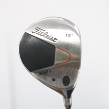 Titleist PT 906F2 3 Fairway Wood 15 Deg Graphite Design YS-6 Stiff Flex 60432A