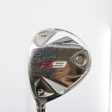 TaylorMade R9 3 Fairway Wood 15 Degrees Motore F1 Stiff Flex Left-Handed 60454A