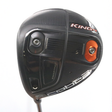 Cobra King F6 Driver 9-12 Degrees Graphite Regular Flex Left-Handed 60459A
