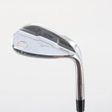 Mizuno S18 White Satin Wedge 54 Degrees 54.08 Dynamic Gold Steel 60344G