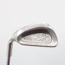 Ping EYE 2 Plus S Sand Wedge Black Dot Steel KT-Shaft Stiff Left-Handed 60399D