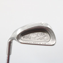 Ping EYE 2 Plus S Sand Wedge Black Dot Steel KT-Shaft Stiff Left-Handed 60399D